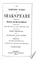 The Complete Works of Shakespeare Book