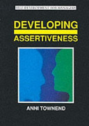 Developing Assertiveness
