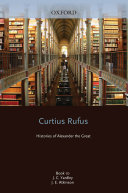 Curtius Rufus, Histories of Alexander the Great Pdf/ePub eBook
