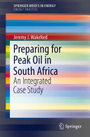 Preparing for Peak Oil in South Africa