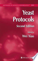 Yeast Protocols Book