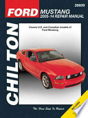 Ford Mustang, 2005-14