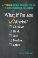 Pdf What If I'm an Atheist? Telecharger