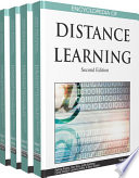 """Encyclopedia of Distance Learning, Second Edition"" by Rogers, Patricia L., Berg, Gary A., Boettcher, Judith V., Howard, Caroline, Justice, Lorraine, Schenk, Karen D."