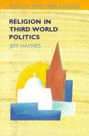 Religion In Third World Politics