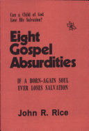 Eight Gospel Absurdities ebook