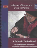 Indigenous Women and Decision Making