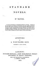 Adventures of a Younger Son  By Edward J  Trelawny