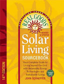 Real Goods Solar Living Sourcebook