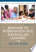 Response to Intervention  RTI  and English Learners