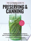 The Ultimate Guide to Preserving and Canning Pdf/ePub eBook