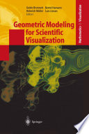 Geometric Modeling for Scientific Visualization