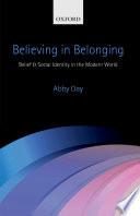 Believing In Belonging