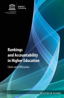 Rankings and Accountability in Higher Education: Uses and Misuses