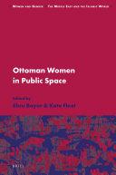 Ottoman Women in Public Space
