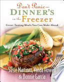 Don t Panic  Dinner s in the Freezer Book PDF