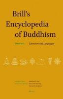 Brill s Encyclopedia of Buddhism