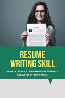 Resume Writing Skill