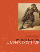 Pattern Cutting for Men's Costume