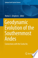 Geodynamic Evolution of the Southernmost Andes Book