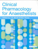 Clinical Pharmacology For Anaesthetists Book PDF