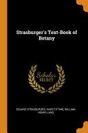 Strasburger s Text Book of Botany Book