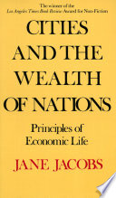 Cities and the Wealth of Nations Book
