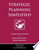 Strategic Planning Simplified