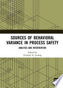 Sources of Behavioral Variance in Process Safety Book