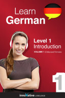 Learn German - Level 1: Introduction to German