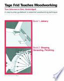 """Tage Frid Teaches Woodworking"" by Tage Frid, Emma Frid, Peter A. Frid"