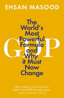 link to GDP : the world's most powerful formula and why it must now change in the TCC library catalog
