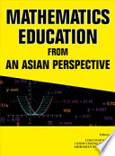 Mathematics Education From An Asian Perspective Penerbit Usm