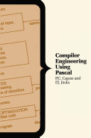 Pdf Compiler Engineering Using Pascal Telecharger