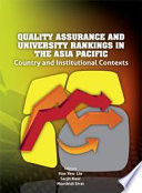 Quality Assurance and University Rankings in the Asia Pacific  Country and Institutional Contexts  Penerbit USM  Book