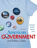 American Government and Politics Today 2011 2012 Book PDF