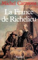 Pdf La France de Richelieu Telecharger