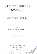 Mrs  Penicott s lodger  and other stories Book PDF