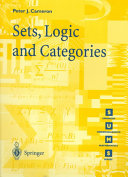 Sets  Logic and Categories