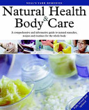 Natural health & body care