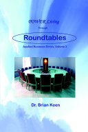 Applied Business Ethics  Volume 3  POWER Living Through Roundtables