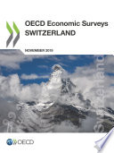 Oecd Economic Surveys Switzerland 2019