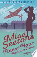 Miss Seeton s Finest Hour