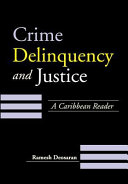 Crime Delinquency And Justice