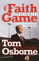 Faith in the Game