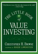 The Little Book of Value Investing Pdf/ePub eBook