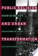 Religion And Community In The New Urban America [Pdf/ePub] eBook