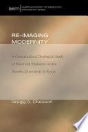 Re Imaging Modernity