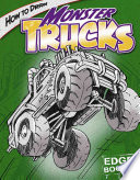 How to Draw Monster Trucks
