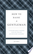 How to Raise a Gentleman Book